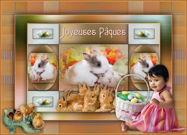 douceur de Pâques de JACOTTE
